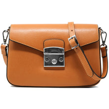 Load image into Gallery viewer, floto leather cross body stachel women's bag sapri light brown