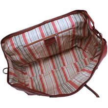 Load image into Gallery viewer, floto lugano gladstone duffle bag carryon