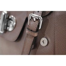 Load image into Gallery viewer, leather handbag floto