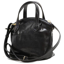 Load image into Gallery viewer, leather handbag purse floto pienza 3