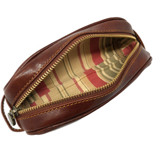 Floto Italian Leather Pencil Case