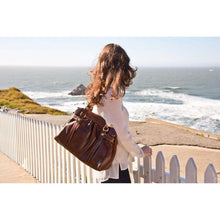 Load image into Gallery viewer, leather shoulder bag milano floto
