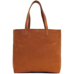 leather shoulder tote bag floto piazza brown