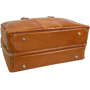 Floto Italian Leather Suitcase Duffel Bag Venezia Tempesti 3