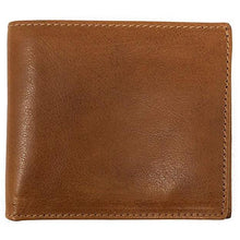 Load image into Gallery viewer, Floto Italian Leather Wallet Billfold Card Case Venezia brown