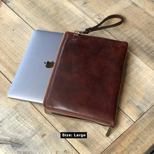 Load image into Gallery viewer, Floto Italian Leather Portofino Padfolio Portfolio Case 6