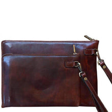 Load image into Gallery viewer, Floto Italian Leather Portofino Padfolio Portfolio Case