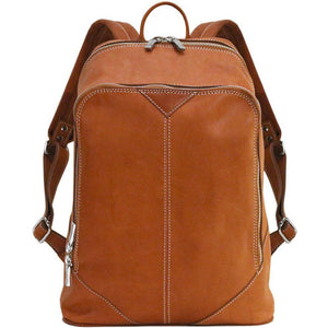 Floto Italian Leather Backpack Parma Leather Bag front