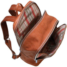 Load image into Gallery viewer, leather backpack parma floto