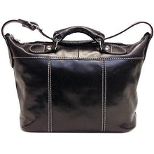 Load image into Gallery viewer, Floto Italian Leather Handbag Piana Mini Women's Bag black