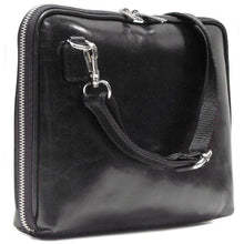 Load image into Gallery viewer, leather tablet case bag
