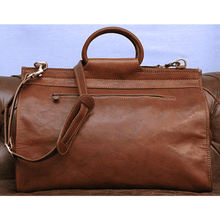 Load image into Gallery viewer, Floto Boutique Collection gladstone duffle travel bag