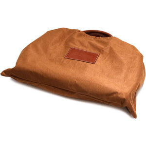 Floto Tempesti Cotton and Leather Dust Bag