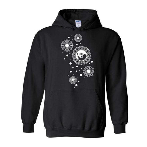 Life Bubble Hoodie - LifeCulture Apparel pro life shirts