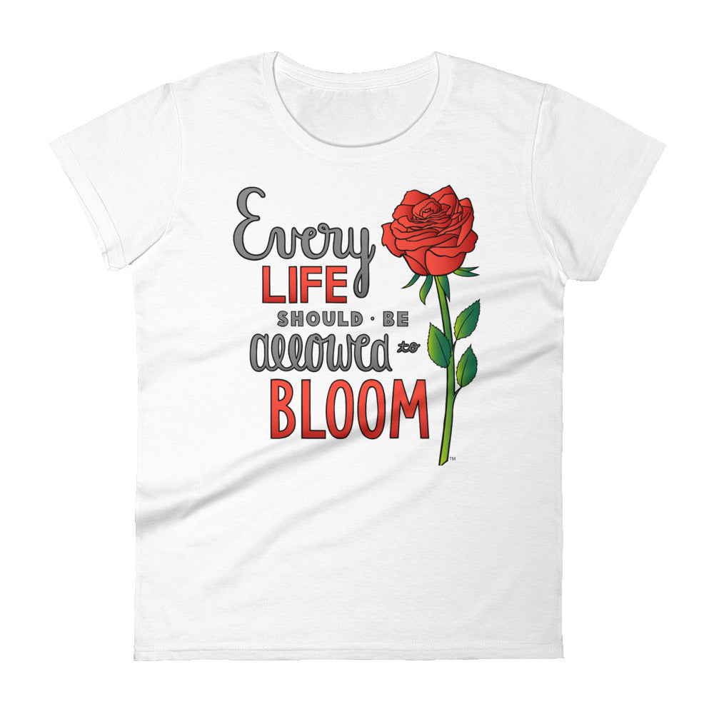 Bloom Young Women's Slim T