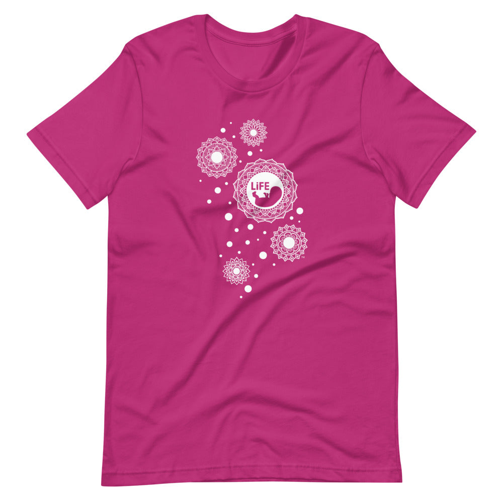 Life Bubble Young Women's Slim Tee - LifeCulture Apparel pro life shirts
