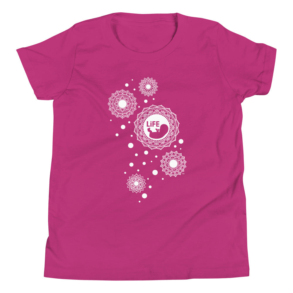 Life Bubble Youth Tee - LifeCulture Apparel pro life shirts