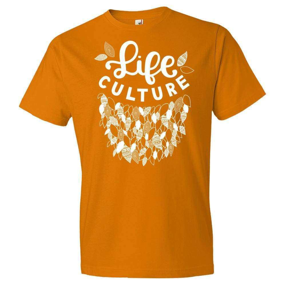 LifeCulture Leaves T-Shirt - LifeCulture Apparel pro life shirts