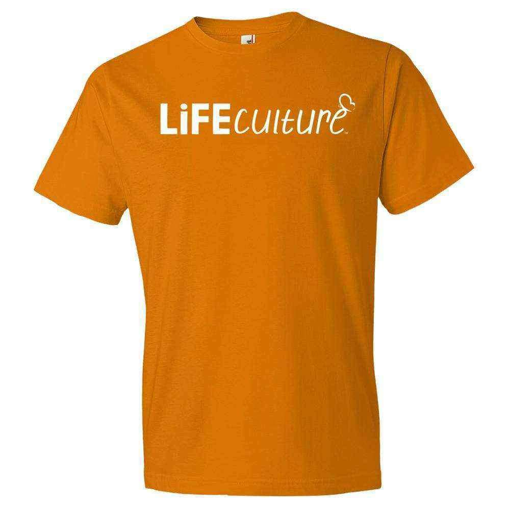 LifeCulture Logo T-Shirt - LifeCulture Apparel pro life shirts