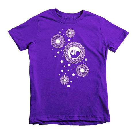 Life Bubble Youth T-Shirt - LifeCulture Apparel pro life shirts