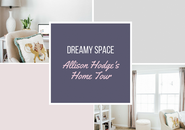 Dreamy Space | Allison Hodges' Stunning Light & Airy Home