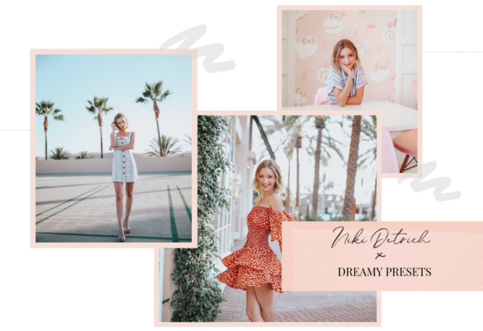Dreamy Presets Blog
