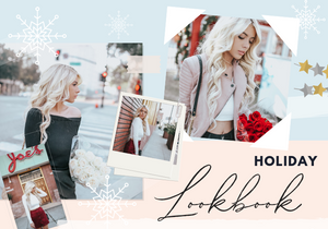 Holiday Lookbook Photoshoot