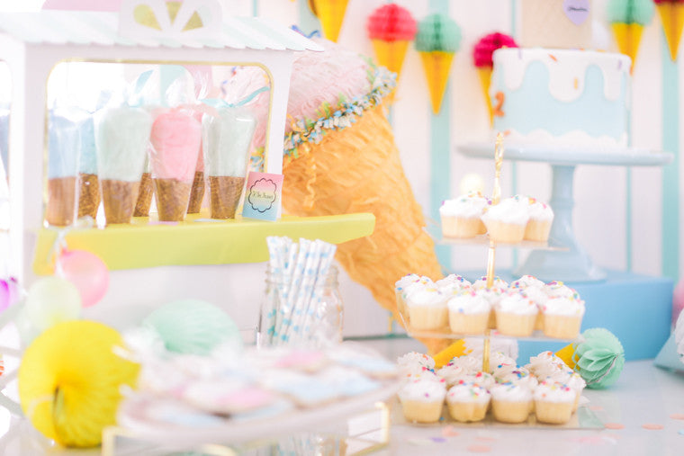 The Milan Edit: Dreamy Ice Cream Party