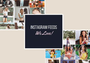 Gorgeous Instagram Feeds We Love!