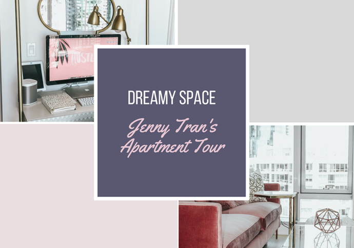 Dreamy Space | Jenny Tran's San Francisco Loft