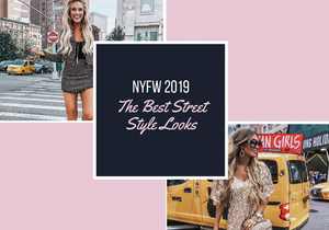 The Best Street Style Looks from NYFW Spring 2019
