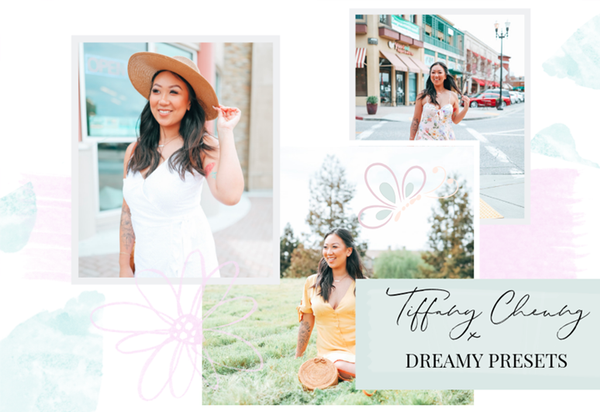 Spring Photoshoot With Tiffany Cheung