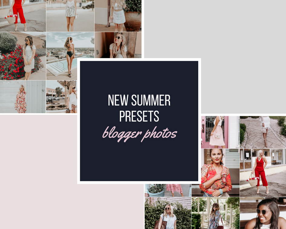 New Presets by Dreamy Presets