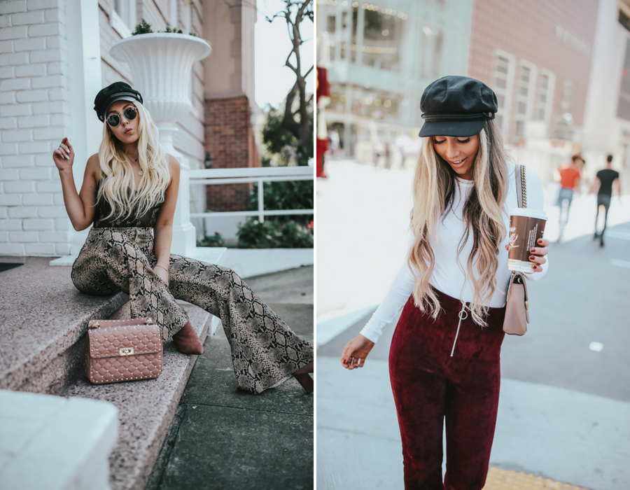New York Fashion Week Street Style by Dreamy Presets