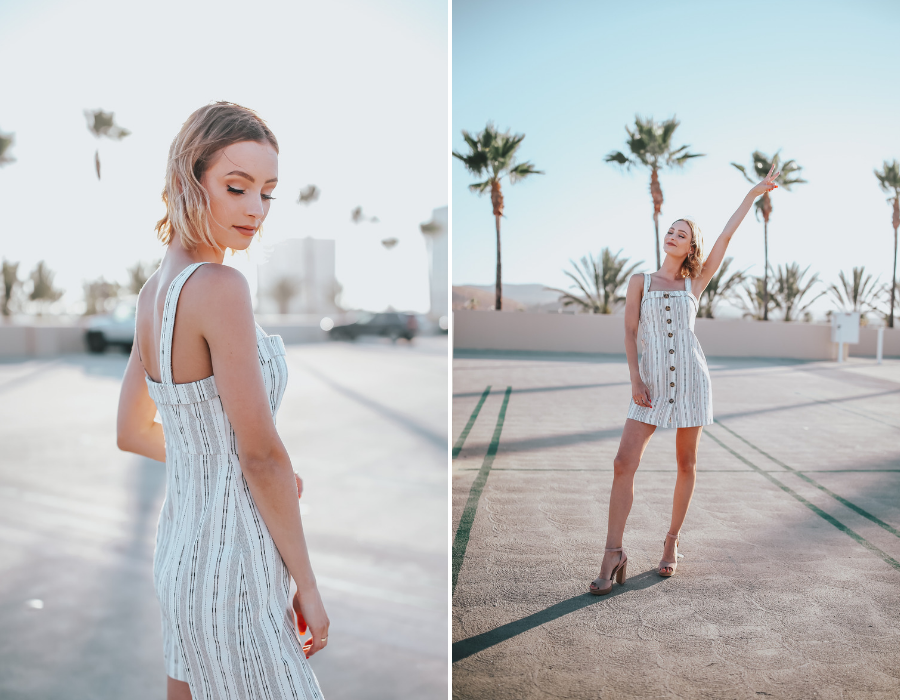 millennial pink preset photo shoot with niki detrich