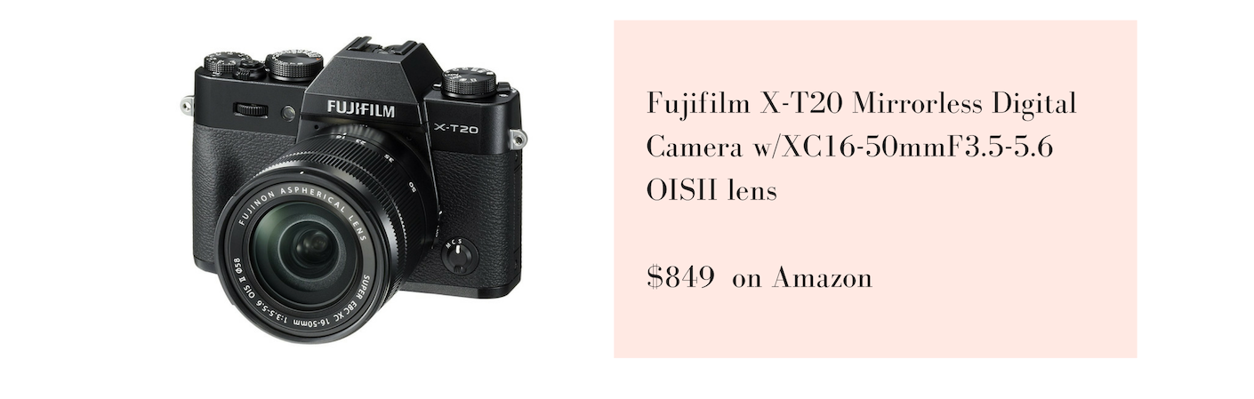 fuji professional camera for new photographers