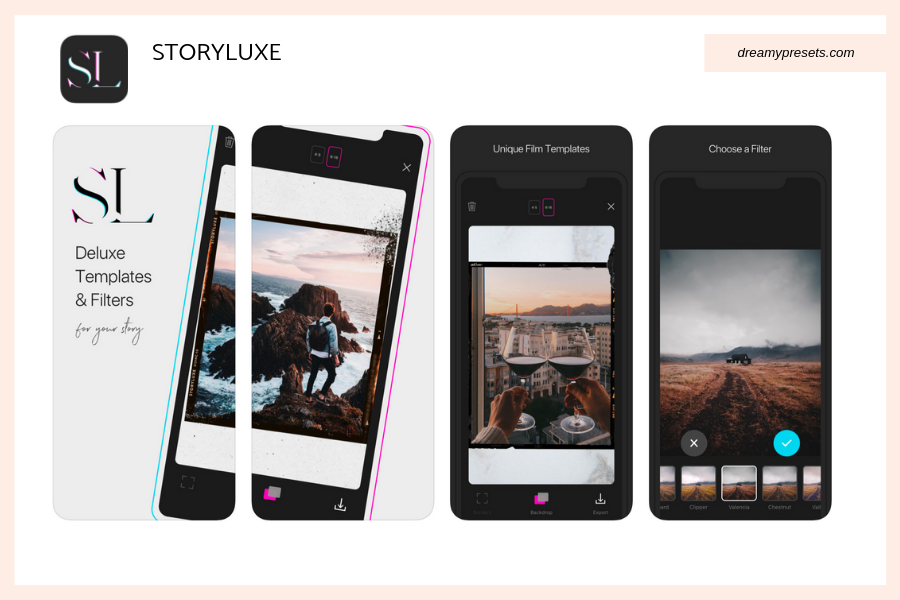 story luxe