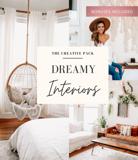 Interior Lightroom Presets | Mobile & Desktop Lightroom Presets
