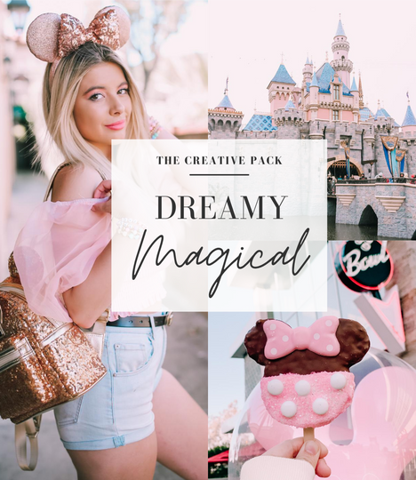 Dreamy Magical Lightroom Preset Pack