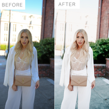 white lightroom presets