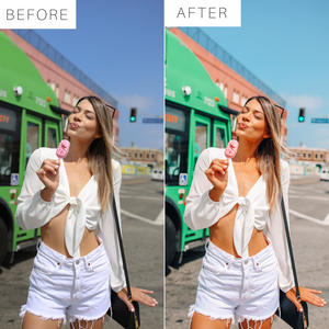 honey mobile lightroom preset by dreamy presets
