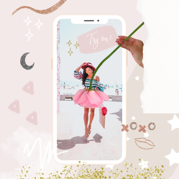 instagram stickers by dreamy presets