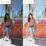 nstagram presets - millennial pink presets by dreamy presets