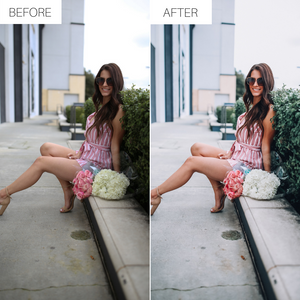 blogger presets, mobile lightroom presets, instagram presets, blue lightroom presets, dreamy presets