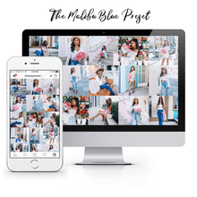 mobile lightroom presets, instagram presets, blue lightroom presets, dreamy presets, blue mobile presets, blogger presets