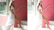 Pastel Lightroom Preset before and after photo
