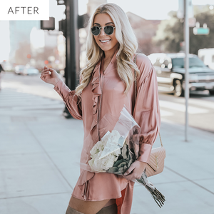 instagram presets - millennial pink presets by dreamy presets