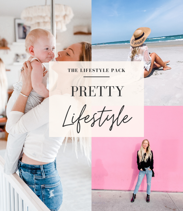 Lifestyle Mobile Lightroom Presets