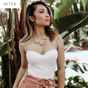 rose gold lightroom presets after by dreamy presets