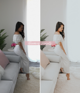 peach lightroom preset